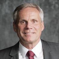 Aufsichtsratsvorsitzender Benno Rösch, Betriebswirt (VWA)