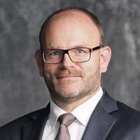 Aufsichtsratsmitglied Gunter Schimpf, Diplombetriebswirt (FH)