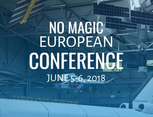 :em AG auf der No Magic European Conference