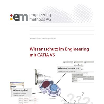 Whitepaper: Wissensschutz im Engineering