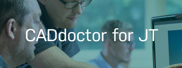 CADdoctor for JT Visual