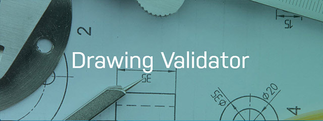 Drawing Validator von Elysium Inc