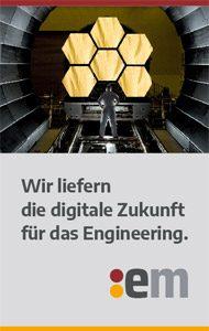 Die digitale Zukunft für das Engineering