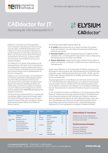 CADdoctor for JT PDF