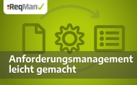 ReqMan Anforderungsmanagement