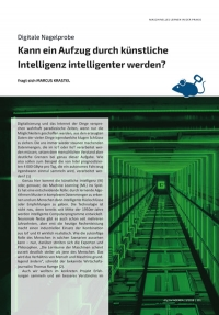 KI/Iot-Artikel über :em AG