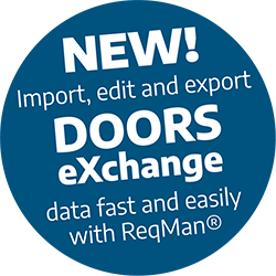 ReqMan for DOORS eXchange Teaser