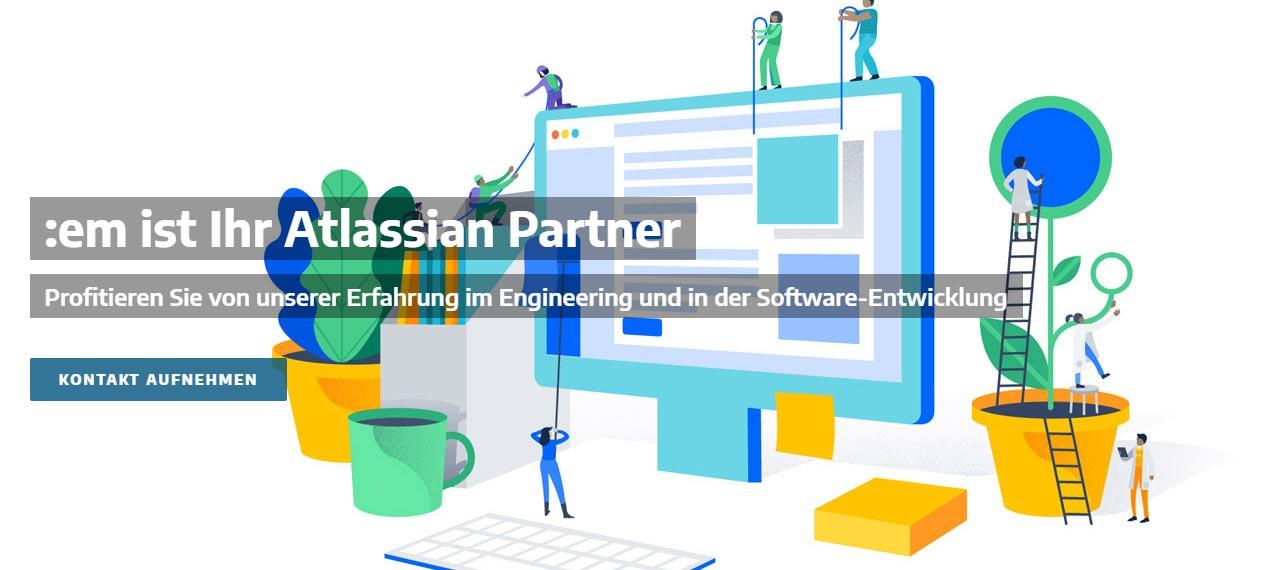 Atlassian Header