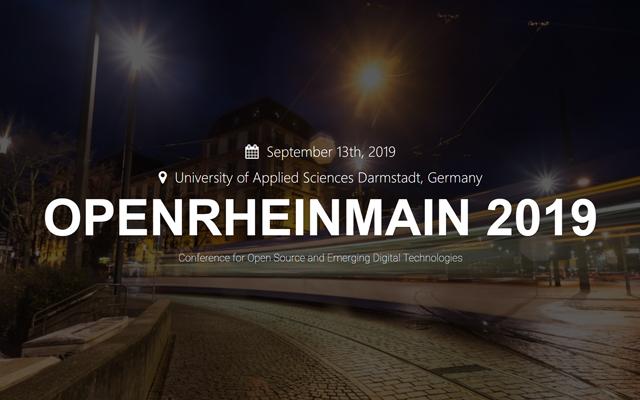 Keyvisual OpenRheinMain 2019