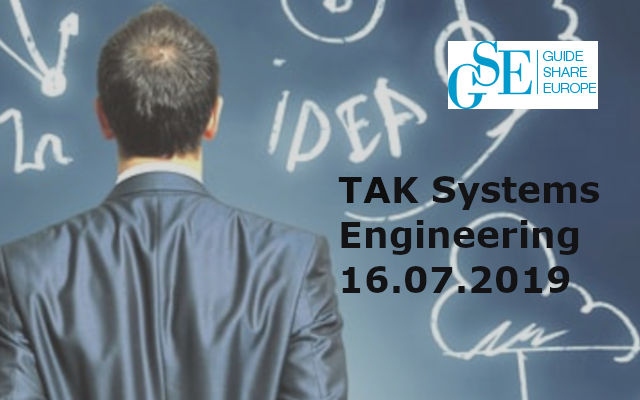 Keyvisuals TAK GSE Systems Engineering