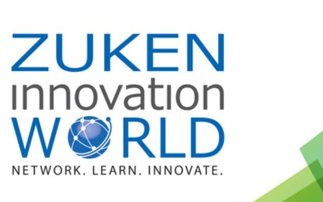 Keyvisual Zuken Innovation World 2019