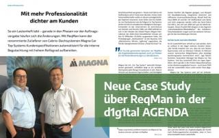 Referenzbericht Magna