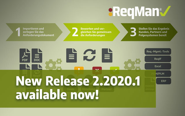 ReqMan Release