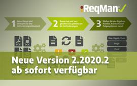 ReqMan Version 2.2020.2