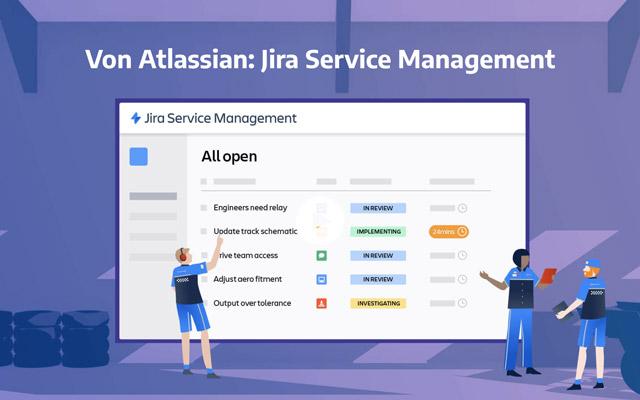 Jira Service Management