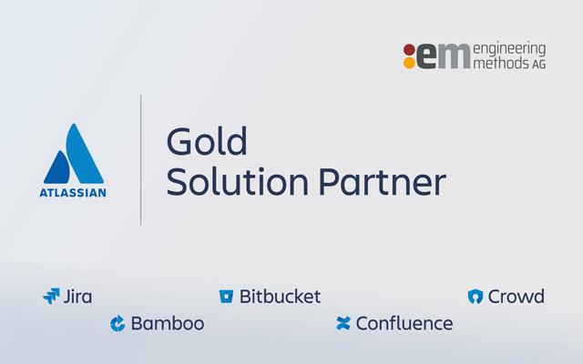 Atlassian Gold Partner