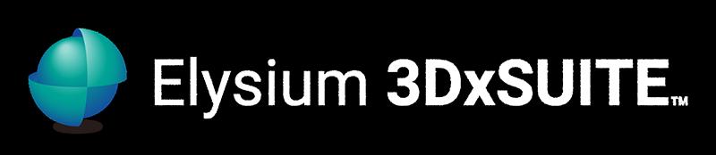Elysium 3DxSUITE logo