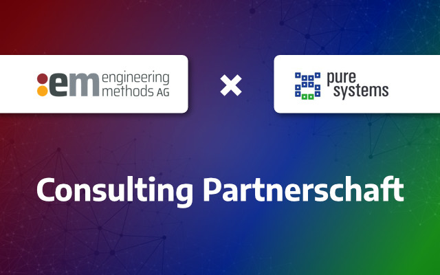 Partnerschaft pure-systems